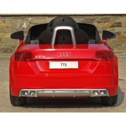 AUDI TTS RASTAR 12V Red