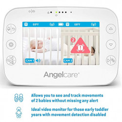 Angelcare Ac320 Baby Video Monitor