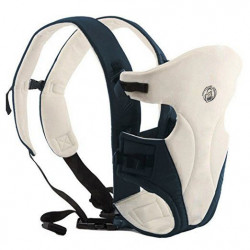 BABYWOMBWORLD CLASSIC FRONT & BACK 3-IN-1 BABY CARRIER