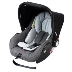 BABYWOMBWORLD Squizz Car Seat and Squizz Isofix Base