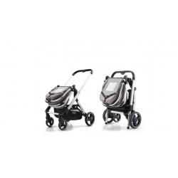 Baby Buggz Aura 3in1 Travel System Grey