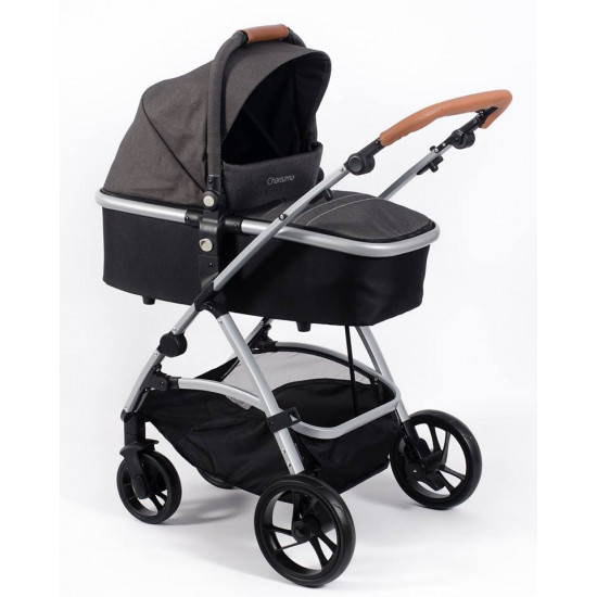 Baby Buggz CHARISZMA 3in1 Travel system Charcoal