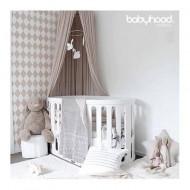 Babyhood Kaylula Sova Railup Classic White