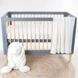 Babyhood Riya 5 in 1 Cot Grey Display