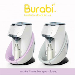 Burabi Smart Baby Formula Dispenser, Milk Maker