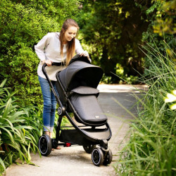 CHELINO PLATINUM DISCOVERY TRAVEL SYSTEM BLACK DISPLAY