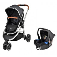 Chelino Platinum Discovery Travel System Chrome