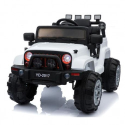Jeronimo Buggy 2.0 White