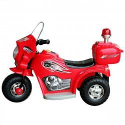 Jeronimo Siren Police Bike Red