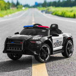 Mustang GT Style - Police Edition