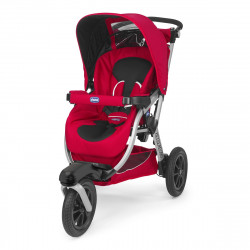 Chicco Active Stroller - Red Wave