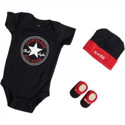 Converse Baby Boy 3-piece Gift Set