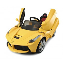 Ferrari LaFerrari 12 Volt Licenced Original Yellow