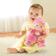 Fisher Price Brilliant Basics Baby's First Doll
