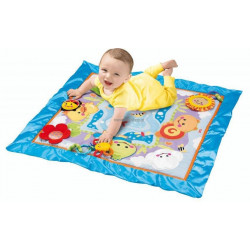 Fisher Price Friendly Firsts Discovery Play Quilt 0m+