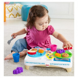 Fisher Price Laugh and Learn Say Please Snack Set