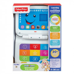 Fisher Price Laugh and Learn Smart Stages Laptop
