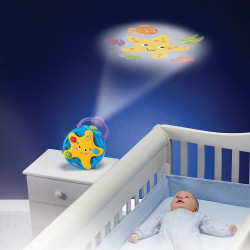 Fisher Price Ocean Wonders Take Along Projector Soother