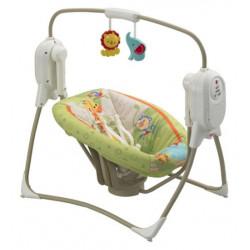 Fisher Price Rainforest SpaceSaver Cradle-n-Swing