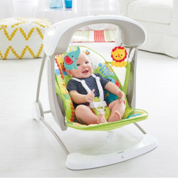 Fisher Price Rainforest Take Along Swing and Seat