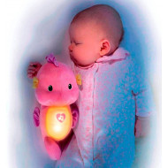 Fisher Price Soothe and Glow Seahorse Pink