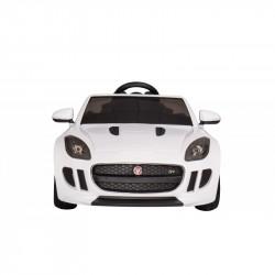 Jaguar F Type White Display