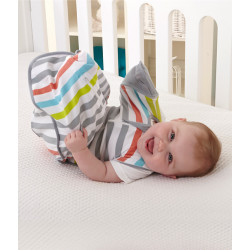 Love To Dream Swaddle UP 50/50 Summer Lite Stage 2 M6-8KG