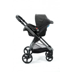 MIMI LUXE 3 IN 1 - CARRYCOT TRAVEL SYSTEM