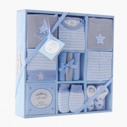 Mothers Choice 10pc gift set blue
