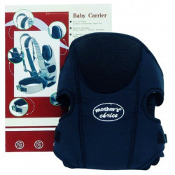 Mothers Choice 3way baby carrier navy
