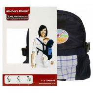 Mothers Choice 3way premium baby carriers check