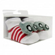 Mothers Choice box socks rattle car
