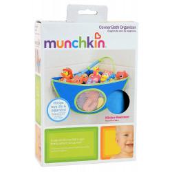 Munchkin Bath Toys Corner Organiser Basket