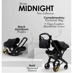 Doona Car Seat Midnight Edition