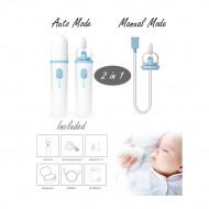 Babywombworld 2-in-1 Baby Nasal Aspirator