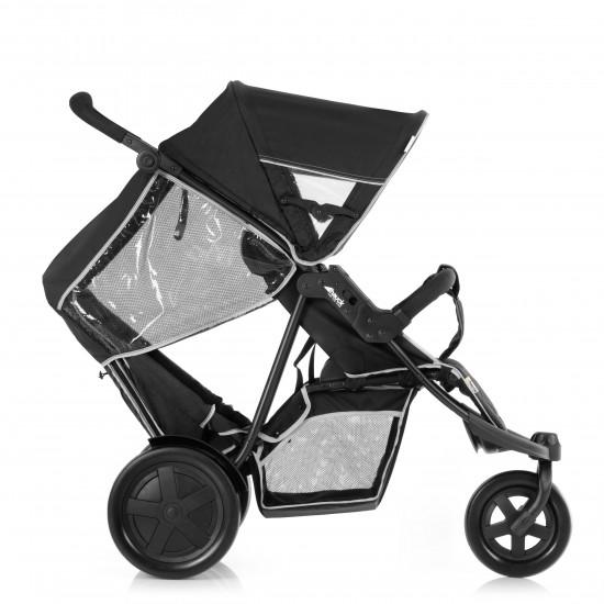 Hauck Freerider Single or double stroller
