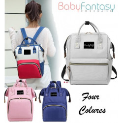 Peachy Puff -Baby  BackPack