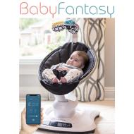 4moms mamaRoo Infant Seat Black