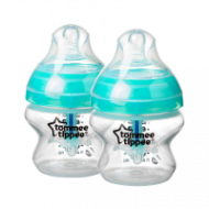 TOMMEE TIPPEE ADVANCED ANTI-COLIC 2-PACK BOTTLE 150ML