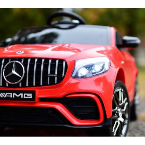 Mercedes GLC 63S Red