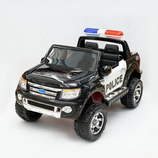 Police Wild Pick Up