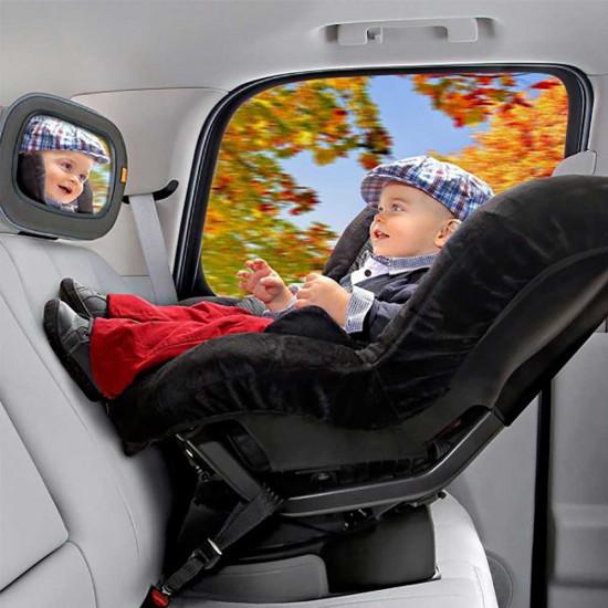 SNUGGLETIME BABY IN SIGHT AUTO MIRROR