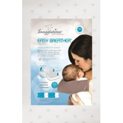 Snuggletime Breathe Easy Standard Cot Mattress