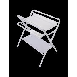 Deluxe Folding Changer White