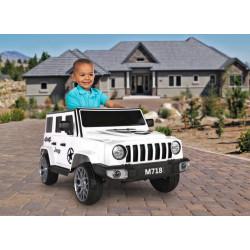 JEEP Boss SUV WHITE