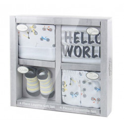 Mothers Choice 4 Piece Gift Set Neutral