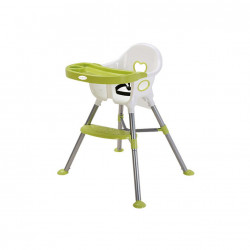 Nuovo Amour High Chair Green/White