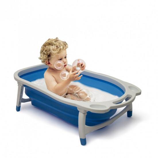 Nuovo Folding Bath Temp Plug Blue