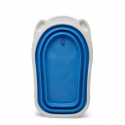 Nuovo Folding Bath Temp Plug Blue