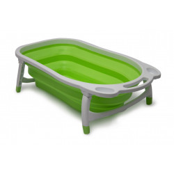 Nuovo Folding Bath Temp Plug Green